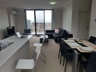 Modern furnished apartment close to everything!
