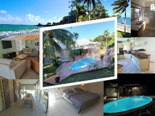 Villa de 220m2 avec piscine proche de la plage - Sainte-Rose, Guadeloupe