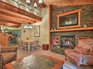 2BR Steamboat Springs Condo Near Skiing & Hiking!