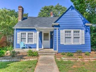Famous Blue House