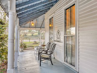 NEW! Historic Chattanooga Home on Lookout Mtn Base