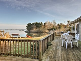 Waterfront West Ocean City Home w/ Skyline View!