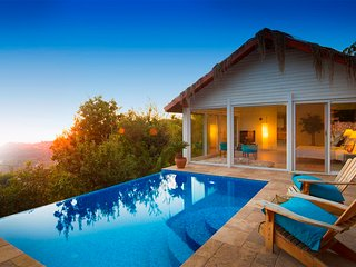 Salkim Evi is a 1 Bedroom Luxury Private Pool, Seaview and Jacuzzi Villa Kalkan