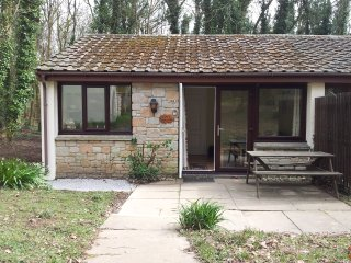 Well equipped bungalow on 100 acre holiday village