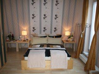 * * * Ferienwohnung & Gästezimmer Kachel / Doppelzimmer 1