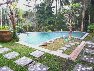 Amara Giri - Tropical Forest view Villa and Breakfast