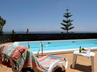 Luxury Appartments in Playa Blanca - Apartamentos Los Riscos - Appartment B
