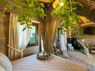 Stolidi mou, secluded intown Treehouse!