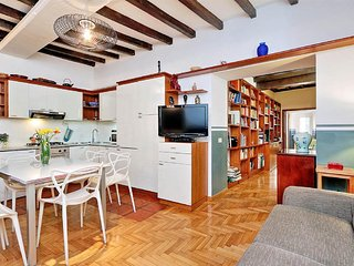 Lovely 2bd 2br apartment in Piazza Navona