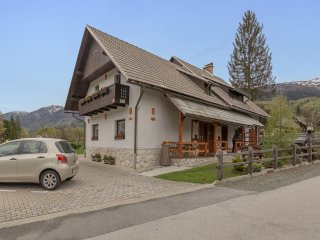 ALP Holiday House near Lake Bohinj