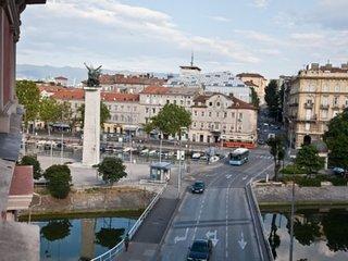 Ferienwohnung 845-1 fur 2+3 Pers. in Rijeka