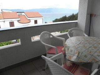 Ferienwohnung 862-4 für 2+2 Pers. in Baška