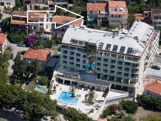 Ferienwohnung 807-1 fur 4+2 Pers. in Makarska