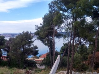 Ferienwohnung 628-1 für 4 Pers. in Trogir