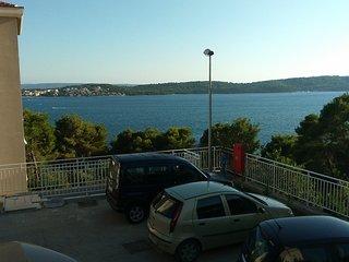 Ferienwohnung 586-1 für 4+2 Pers. in Trogir