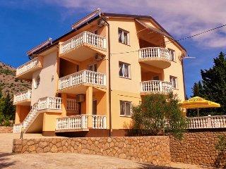 Ferienwohnung 3742-10 für 4 Pers. in Starigrad-Pak