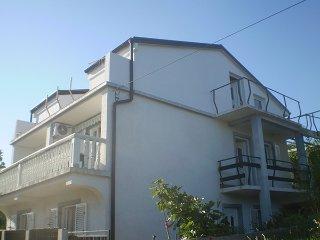 Ferienwohnung 3667-2 fur 2+2 Pers. in Novi Vinodol