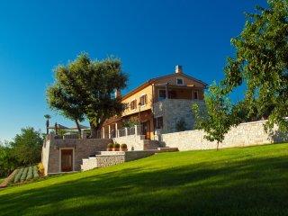Ferienhaus 688-1 für 8 Pers. in Labin