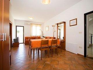 Ferienwohnung 3482-2 fur 6+2 Pers. in Rovinj