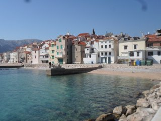 Studioapartment 913-1 fur 4 Pers. in Baska