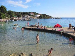 Ferienwohnung 589-1 fur 7 Pers. in Jakisnica