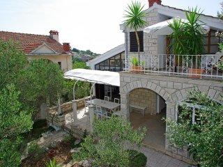 Ferienhaus 166-1 für 6 Pers. in Tri Porte (Potirna