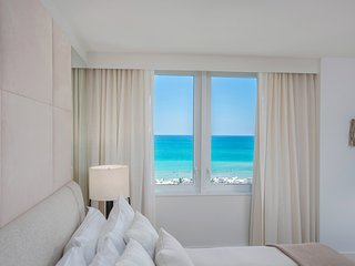 Luxurious Eco Hotel Condo in Heart of South Beach! Ocean View Unit 944