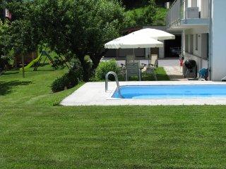 App. de vacances 3,5 pces, piscine  village de Mollens, commune de Crans/Montana