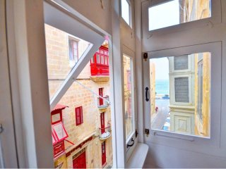 Boutique Studio apartment in Valletta (Duplex)