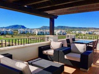 Penthouse Apartment - Hacienda Riquelme Golf Resort - Phase 7