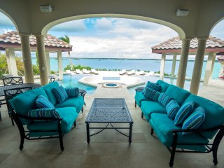 BRAND NEW Stunning 6 BR Waterfront Oasis