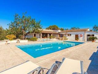 3 bedroom Villa in Pollenca, Balearic Islands, Spain : ref 5400597