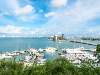 1835 Beautiful 2 bed+den condo w/ ocean views- FREE PARKING ! NO SECURITY