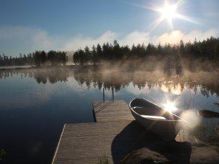 Winter Bay Cottage / Talvilahti Mokki