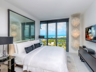 W South Beach Private Residence Walk Everywhere Ocean View Unit 909