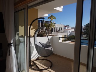 Perola, Holiday Rental in Cabanas Beach, Licensed Apartment