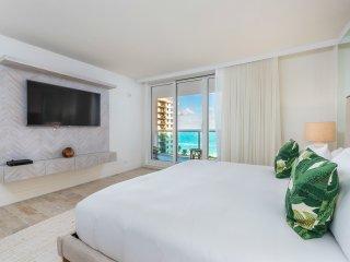 Luxury Eco Hotel Condo in Heart of South Beach! Ocean View Unit 1122