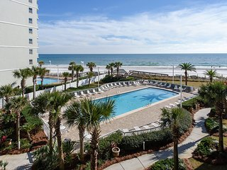 Paradise Awaits!!  Gulf Front Condo-Seaside Beach & Racquet Club -4412