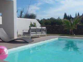Elaia villa méditerranéenne - location Silvis