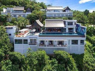 Villa M - an elite haven, 5BR, Nai Thon