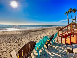 15% OFF MAR/APR - Beach Front, Endless Sunsets, Perfect Family Home
