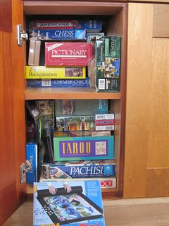 game cabinet