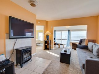 Bright oceanfront home with stunning ocean & bay views!