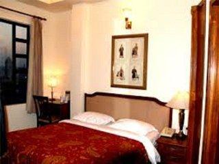 Hotel Indus bedroom 1