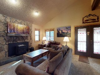 Newly renovated three-level house with private hot tub, close to skiing & hiking