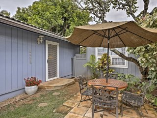 Tropical Kailua Studio - 3-Minute Walk to Beach!