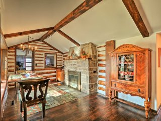 NEW! 4BR Macungie Cabin Near Bear Creek Skiing!