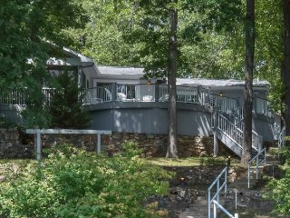 Waterfall Cove - A True Lake Dream Home - Ranch Style - 11.5 MM Osage Arm - Dave