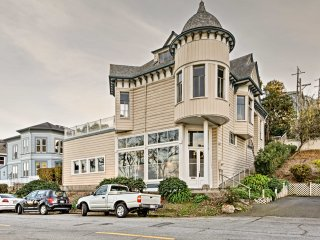 NEW! 5BR Victorian Apt. w/Carquinez Strait Views