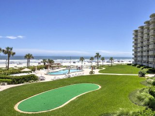Beachfront New Smyrna Condo w/Ocean Views & Pool!